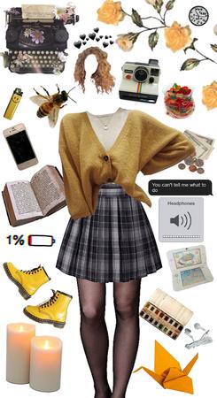 Private School alt girl