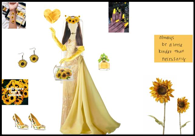 princess anna 💛💋👑 aka princess sunflower 🌻💛