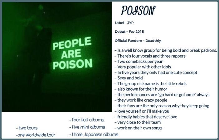 hi we're Poison