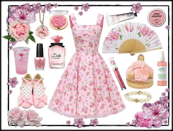 Pink blossoms #springflorals