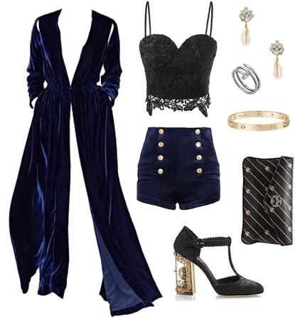 gala nite // blue
