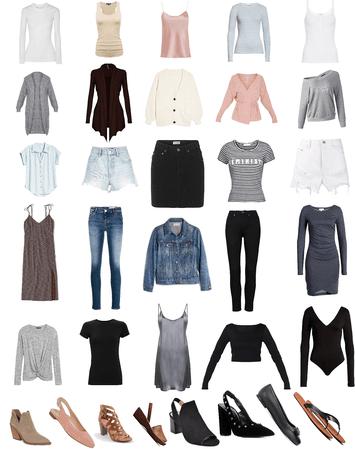 Spring 2020 Wardrobe Capsule