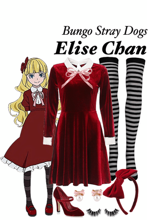 BUNGO STRAY DOGS: Elise