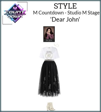 STYLE M Countdown 'Dear John' Studio M Stage