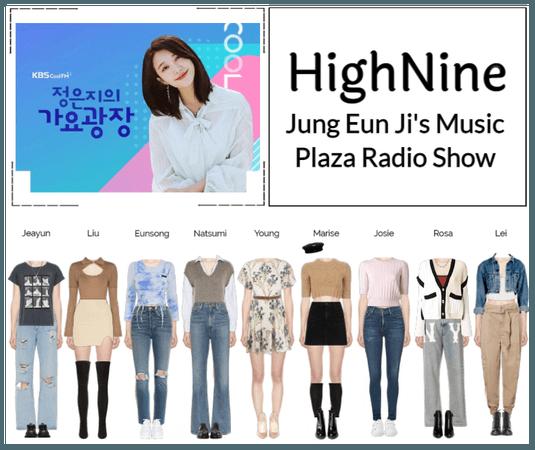 HighNine (하이 나인) Eunji's Gayo Radio Show