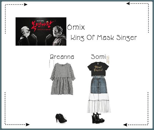 《6mix》King Of Mask Singer