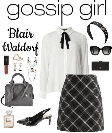BLAIR•GOSSIPGIRL