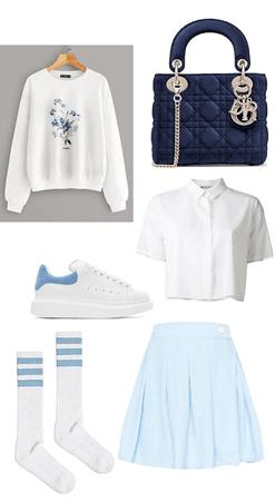 Blue Sweater 🦋