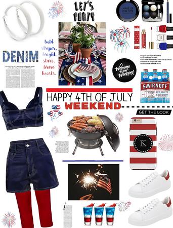 July 4th weekend