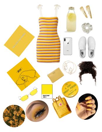 ElizabethStyle Yellow!!