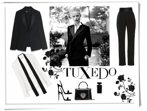 tuxedo is the new black