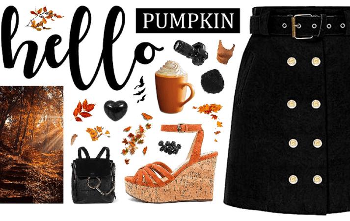 hello pumpkin.
