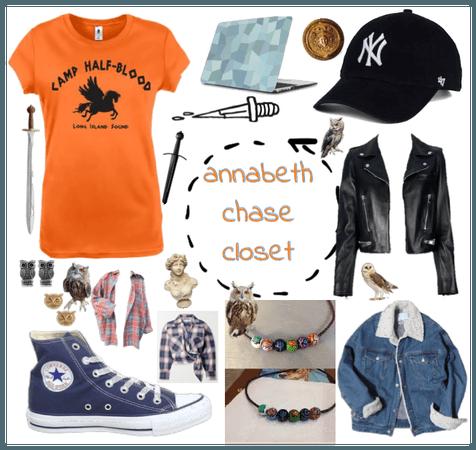 Annabeth chase style