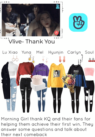 Vlive- Thank You