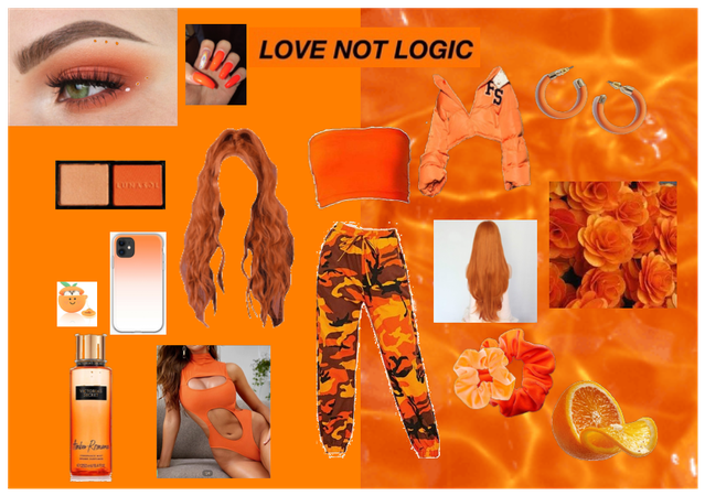 If Orange was a girl
