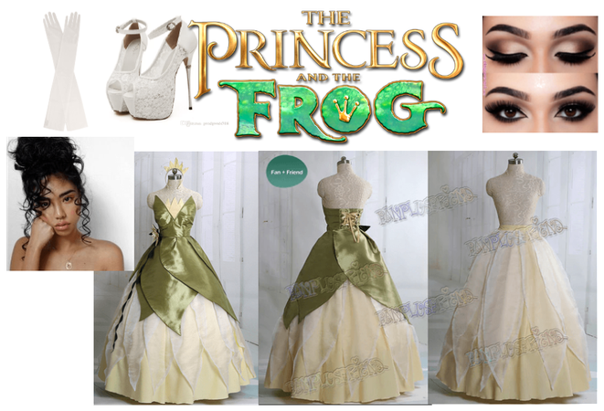 THE PRINCESS AND THE FROG!!!