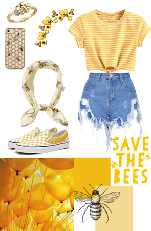 save the bees 🐝
