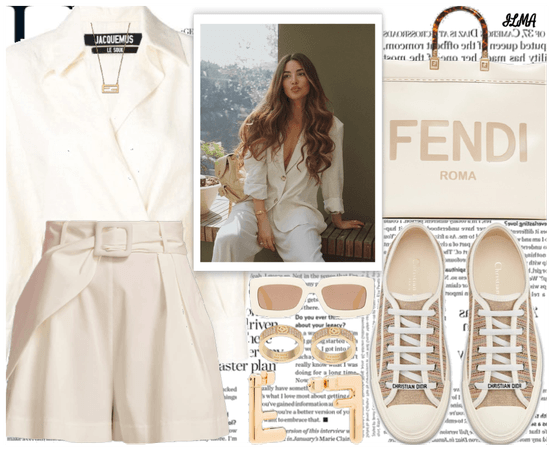 Creamy Outfit