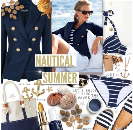 Nautical summer