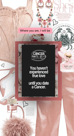 Cancer Style: Unrequited Romances