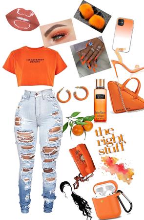I think this is my part 2 of orange idk