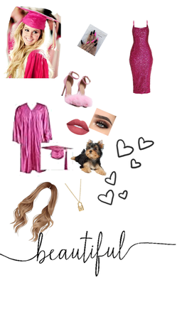 SHARPAY EVANS GRAD OUTFIT