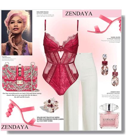 Zendaya - Pink Rush
