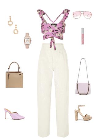 lilac or lavander