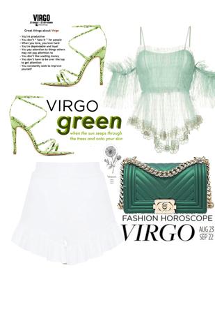 Virgo Fashion