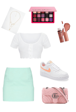 teen girl day outfit