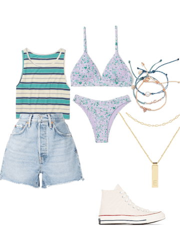 OBX inspired outfit