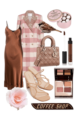 pink & cocoa