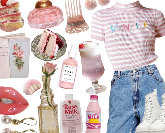 • Cake And Pink Things •