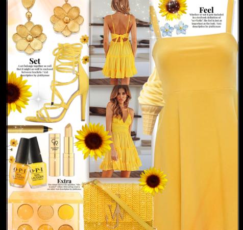 Yellow,yellow,yellow
