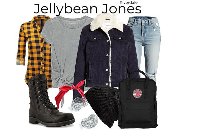 jellybean Jones Riverdale