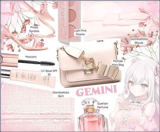 Germini: Pink Anime Style ( 5.25.2021 )