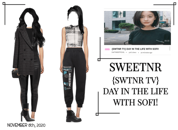 {SWTNR TV} DAY IN THE LIFE WITH SOFI!