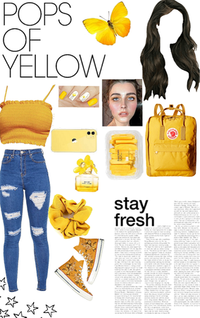 Melvin07 Yellow challenge