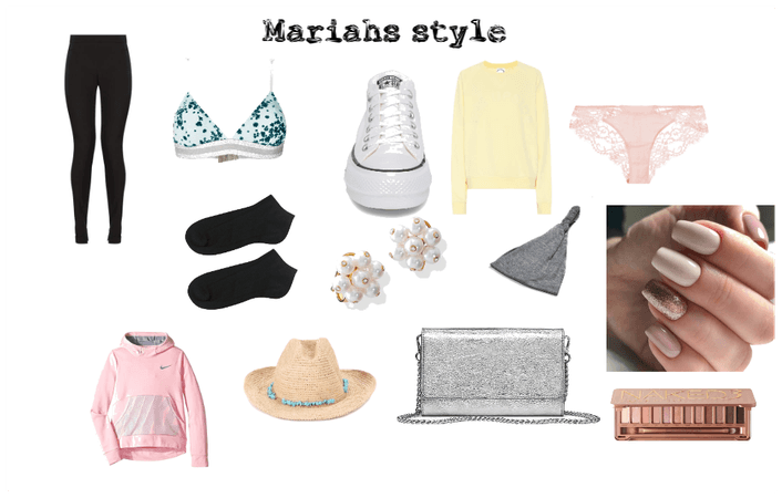 Mariahs outfit