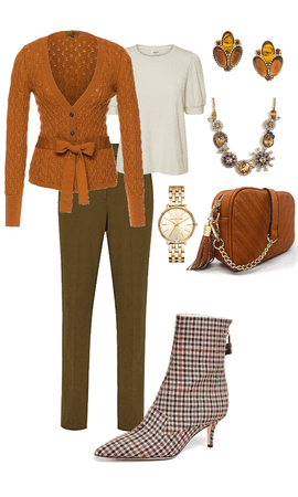 Business Casual Fall
