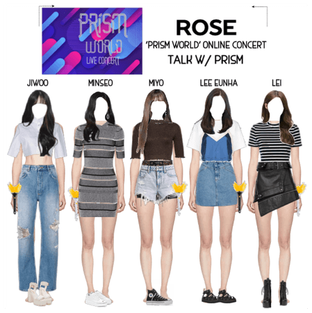 {RoSE} 'PRISM WORLD' Online Concert