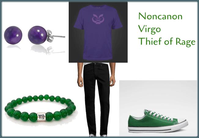 Noncanon Virgo Theif of Rage