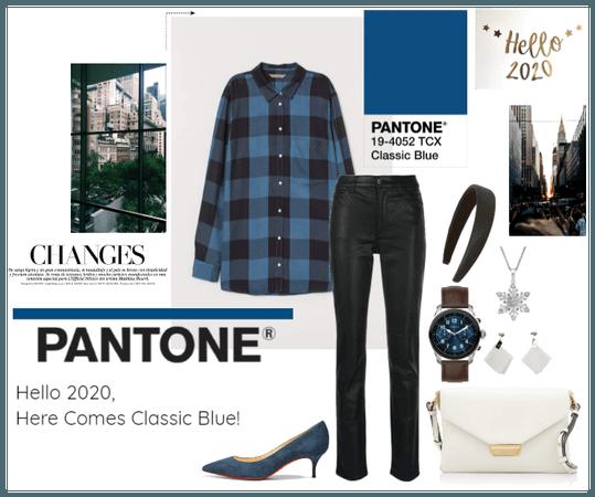 Hello 2020, Here Comes Classic Blue!