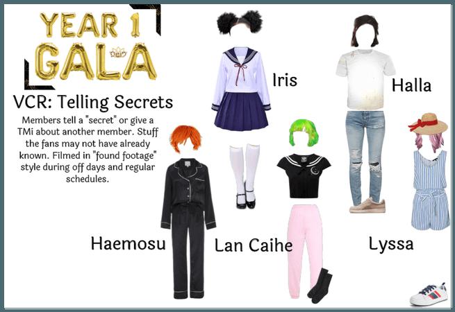 Dei5 3023 Year 1 Gala | VCR: Telling Secrets