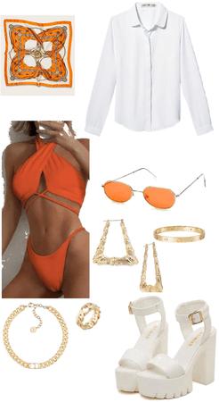 Ocean Beach Outfit