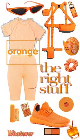 Summer Oranges Challenge