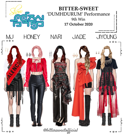 BITTER-SWEET [비터스윗] Show! Music Core 201017
