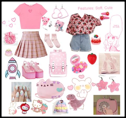 cute kawaii outfit