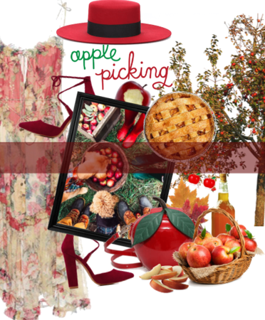 It's time for... APPLE PICKING!
