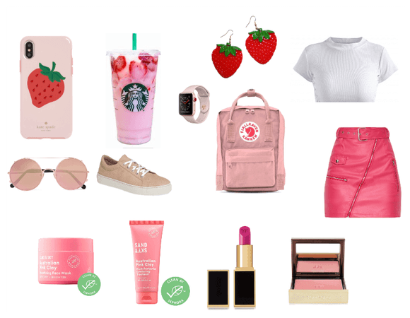 pink is the trend